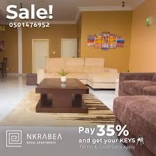 100 Apartmento Nkrabea Royal Home Facebook