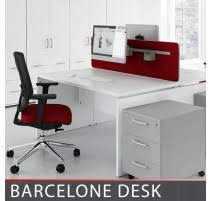 mobilier bureau professionnel bureau professionnel barcelone desk inspire office global