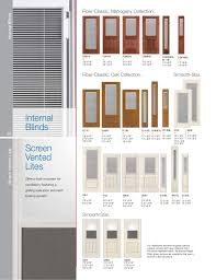 Therma Tru Patio Doors With Blinds by Alliance Therma Tru W Canada In Stock 2014