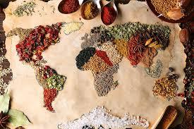 top 10 recettes inspirées par les cuisines du monde
