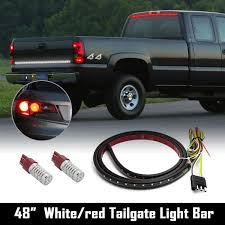 Cheap Tail Light Bar, Find Tail Light Bar Deals On Line At Alibaba.com 92 Led 5 Function Trucksuv Tailgate Light Bar Brake Signal Reverse 60 Fxible Car Truck 90led Runningbrake Featured Video Razir Hidextracom Inches 2 Row Strip Redwhite Waterproof Led Tail Putco Blade Youtube 36 Inch Tailflex 48 Stop Turn