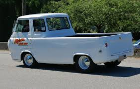1967 Ford Econoline Pickup Truck | Ford, Ford Trucks And Custom Vans
