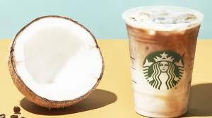Starbucks Adds NEW Cold Brew Vanilla Bean Coconutmilk Latte To Menus