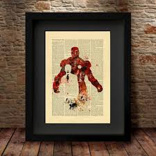 Superhero Comic Wall Decor by Best Superhero Decor Products On Wanelo