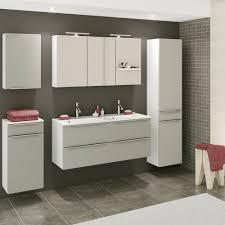 bad spiegelschrank garda 3 türig mit 2 leuchten 120 cm breit weiß