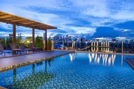 100 Homes In Bangkok 8 Airbnb With Credible Rooftop Pools