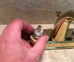 Cant Remove Faucet Aerator by How To Fix A Leaking Bathroom Faucet Quit That Drip