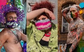 Berliner Kã Che Kreative Masken Für Die Queere Sichtbarkeit Iheartberlin De