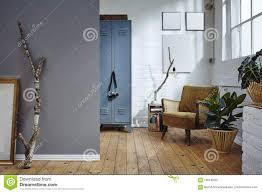 100 Urban Loft Interior Design Industrial Building Vintage Furniture Stock Image Image