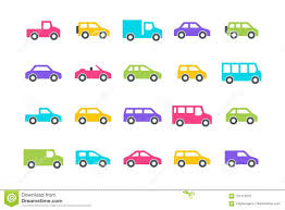100 Trucks On Craigslist Coloring Pages Cars And Stock Vector Illustration