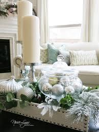 Nissa Lynn Interiors Holiday Coffee Table Decor Christmas