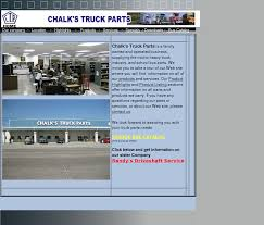 Chalks Truck Parts Competitors, Revenue And Employees - Owler ...