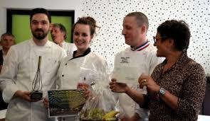 concours de cuisine élora ollier premier prix du concours de cuisine du min de grenoble