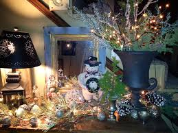 Outdoor Christmas Decorations Ideas On A Budget by Unique Christmas Dinner In Terrace Decoration Containing Awesome