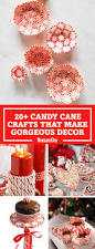 Simple Cubicle Christmas Decorating Ideas by Best 25 Peppermint Christmas Decorations Ideas On Pinterest