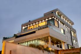 100 Architects In Hyderabad Jubilee Hills Villa ZZ ARCHITECTS Among Dias Leading Luxury