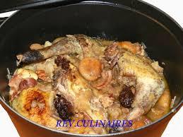 cuisine pintade cocotte cocotte de pintade aux pommes et aux fruis secs rêveries culinaires