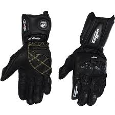 afs 10 evo motorcycle long leather glove