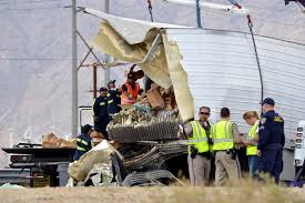 100 Las Vegas Truck Driver Jobs Driver Involved Deadly Palm Springs Tour Bus Crash Describes