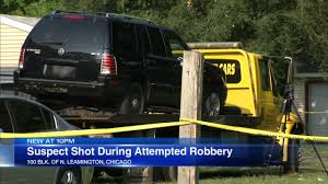 Tow Truck Driver Shoots Alleged Attempted Robber In South Austin ...