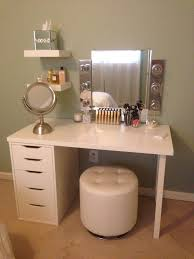 Micke Desk With Integrated Storage Assembly Instructions by Show Us Your Vanity Makeupaddiction