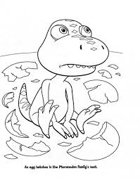 Picture Dinosaur Train Coloring Pages 26 About Remodel Free Book With