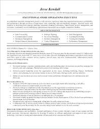 Sales Account Manager Resume Templates Management Resumes Retail Examples Of
