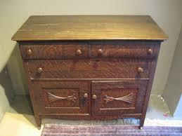 Tiger Oak Dresser Chest by Vintage Tiger Oak Dresser Shophousingworks