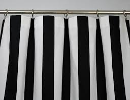 Striped Curtain Panels 96 by 33 Best Black Curtain Drapery Panels Images On Pinterest Black