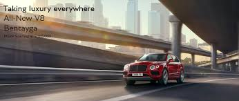 Bentley Luxury Vehicles At Post Oak Motor Cars