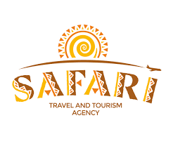 Safari Travel And Tourism Agency Logo Design 29