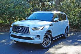 2018 Infiniti QX80 Review - AutoGuide.com 2017 Infiniti Qx80 Review A Good Suv But A Better One Is Probably 2014 First Test Photo Image Gallery Pickup Truck Youtube Finiti Qx70 Crossover Usa Qx 80 Limo Luxurious Stretch Limousine For Any Occasion 2010 Fx35 Reviews And Rating Motor Trend 2016 Finiti Qx80 Front View Design Pictures Automotive Latest 2012 Qx56 On 30 Asantis 1080p Hd Sold2011 Infinity Show For Salepink Or Watermelon Your 2011 Rims 37 2015 Look