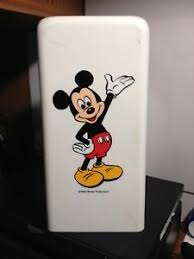 details zu vintagevsolo cup dispenser walt disney mickey mouse bathroom kitchen bath holder