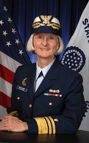 The Long Blue Line ficer Candidate School and female