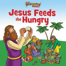 The Beginners Bible Jesus Feeds Hungry 9780310725190
