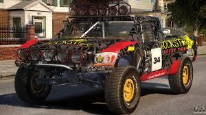 Dodge Ram Trophy Truck PJ1 For GTA 4