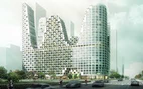100 Jds Architects JDS Shenzhen Hilltown