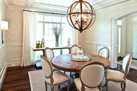 Round Formal Dining Room Table Sets Amazing