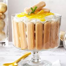 Pumpkin Mousse Brownie Trifle by Trifle Recipes Taste Of Home