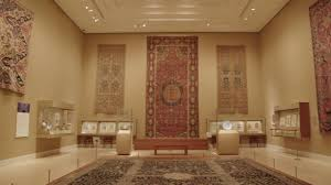 From Galleries To Storage And Back The Cycle Of Islamic Carpet Rotations