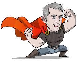 100 Tim Stewart KoozAcademy Superhero