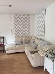 michalsky wohnzimmer deko kissen decke tapete grau weiß