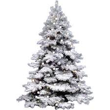 4 Foot Pre Lit Christmas Trees
