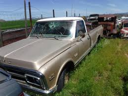 1969 GMC Pickup For Sale | ClassicCars.com | CC-1110893