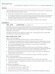 Resume Template For Career Change Retail Manager Example O Summary Examples