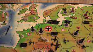 Axis Allies Revise Custom Made Map