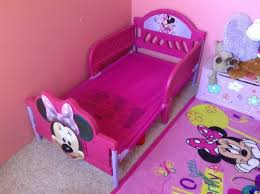 Minnie Mouse Toddler Bed Australia
