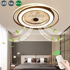 led unsichtbare deckenventilator licht schlafzimmer esszimmer wohnzimmer le ventilator mit fernbedienung deckenventilator licht moderne