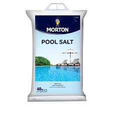 morton salt pool salt 40 lb bag walmart com