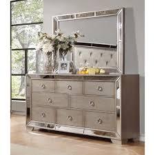 bestmasterfurniture ava 8 drawer dresser with mirror walmart com